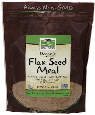 Image of Nuts & Seeds Flax Seed Meal Organic