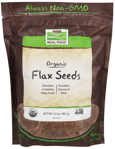 Image of Nuts & Seeds Flax Seeds Organic