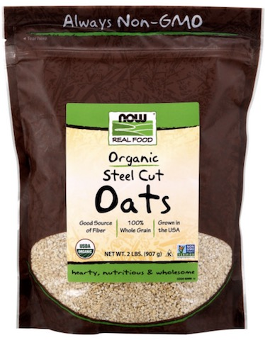 Image of Grains Oats Steel Cut Organic