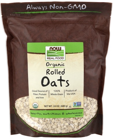 Image of Grains Oats Rolled Organic