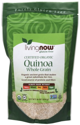 Image of Grains Quinoa Whole Grain Organic