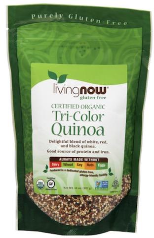 Image of Grains Quinoa Tri-Color Organic