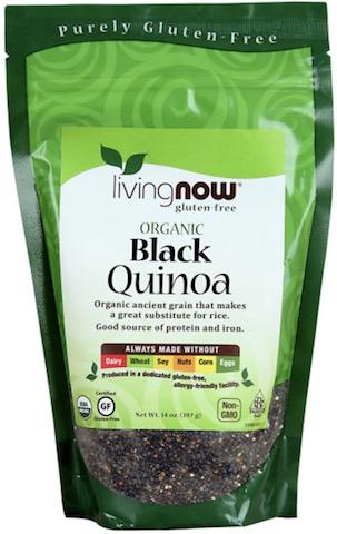 Image of Grains Quinoa Black Organic