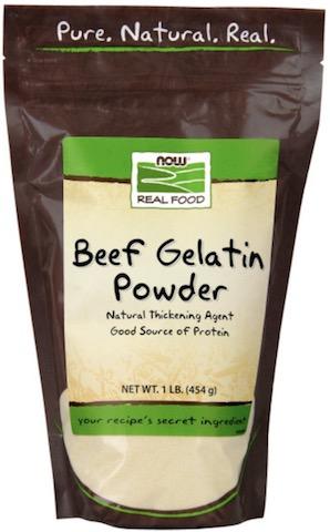 Image of Beef Gelatin Powder