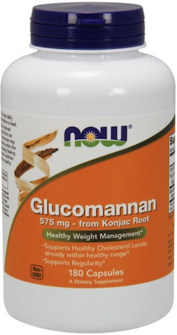 Image of Glucomannan 575 mg