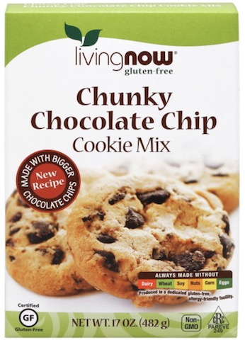 Image of Baking Mixes Cookie Mix Chunky Chocolate Chip