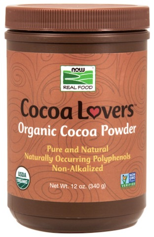 Image of Cocoa Lovers Cocoa Powder Organic