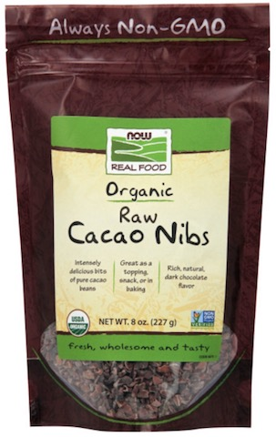 Image of Cacao Nibs Raw Organic