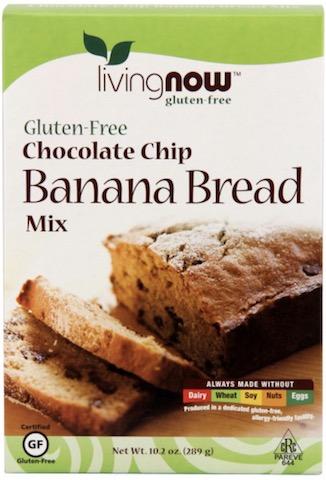 Image of Baking Mixes Bread Mix Chocolate Chip Banana Powder