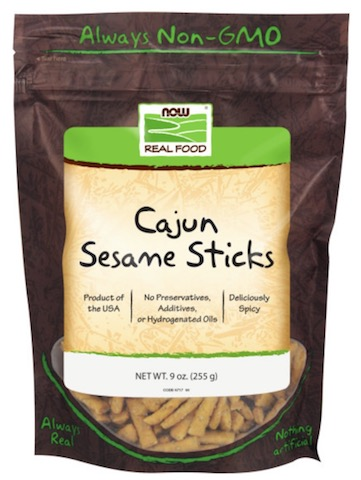 Image of Natural Snacks Sesame Sticks Cajun