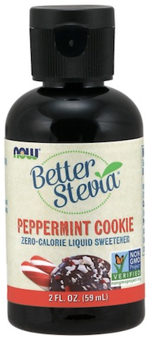 Image of Better Stevia Liquid Peppermint Cookie