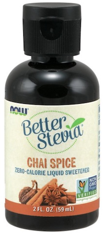 Image of Better Stevia Liquid Chai Spice