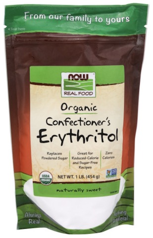 Image of Confectioner's Erythritol Powder Organic