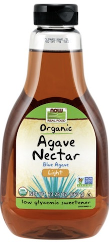 Image of Agave Nectar Blue Light Organic