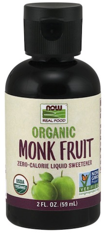 Image of Monk Fruit Liquid Organic