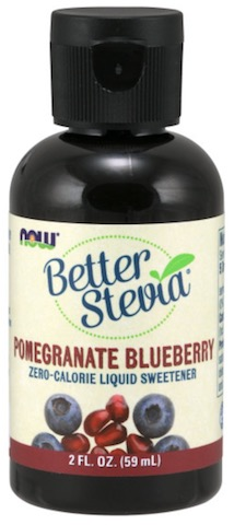 Image of Better Stevia Liquid Pomegranate Blueberry