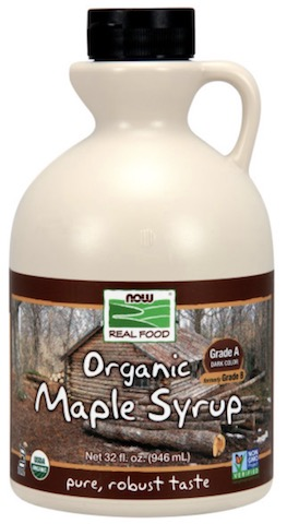 Image of Maple Syrup Grade A Dark Color Organic