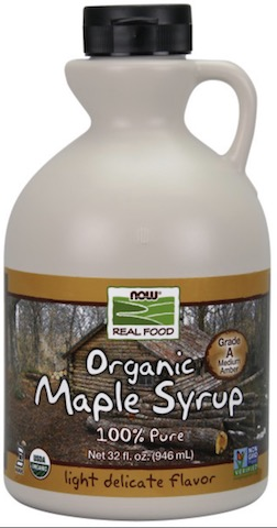Image of Maple Syrup Grade A Medium Amber Organic