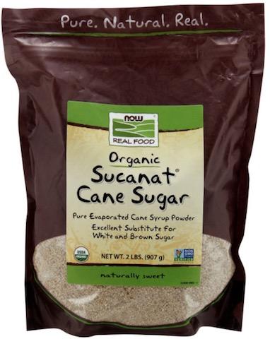 Image of Sucanat Cane Sugar Organic