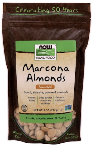 Image of Nuts & Seeds Almonds Marcona Blanched