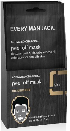 Image of Charcoal Facial Sheet Mask - Oil Defense