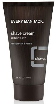 Image of Travel Size Shave Cream - Fragrance Free