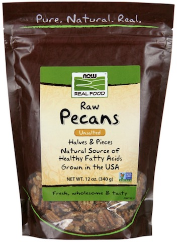 Image of Nuts & Seeds Pecans Rasw & Unsalted