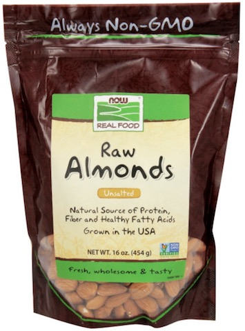 Image of Nuts & Seeds Almonds Raw Unsalted