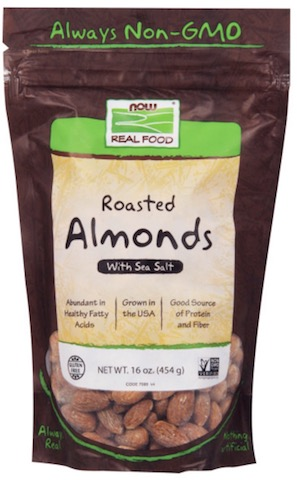 Image of Nuts & Seeds Almonds Roasted & Salted