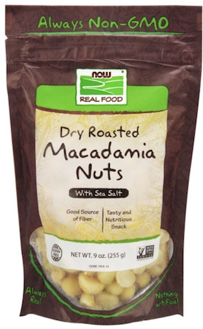 Image of Macadamia Nuts Roasted & Salted