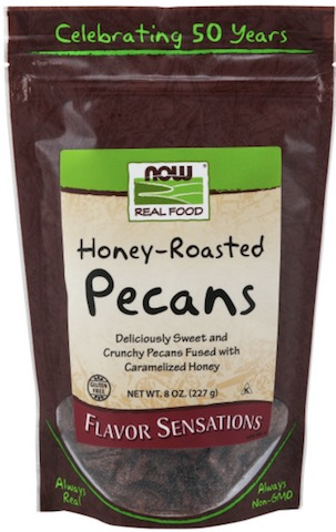 Image of Nuts & Seeds Pecans Honey-Roasted