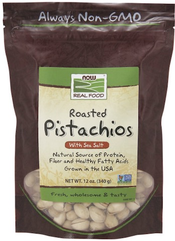 Image of Nuts & Seeds Pistachios Roasted & Salted