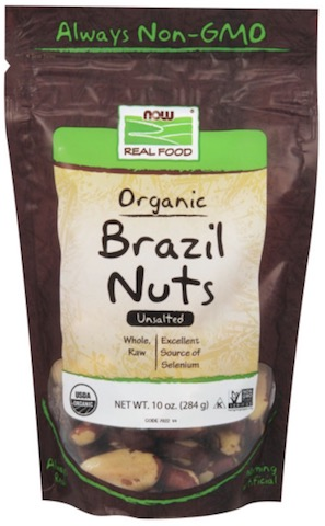 Image of Brazil Nuts Whole Raw Unsalted Organic
