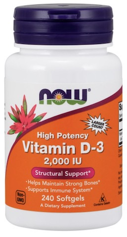Image of Vitamin D3 2000 IU