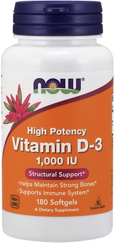 Image of Vitamin D3 1000 IU