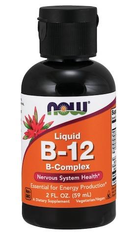 Image of B12 B Complex Liquid