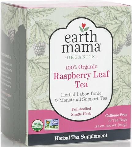 Image of Herbal Tea Raspberry Leaf Tea Organic