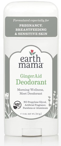 Image of Deodorant Ginger Aid