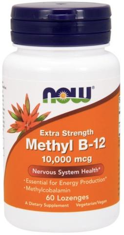 Image of Methyl B12 10,000 mcg Chewable