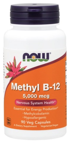 Image of Methyl B12 5000 mcg Capsule