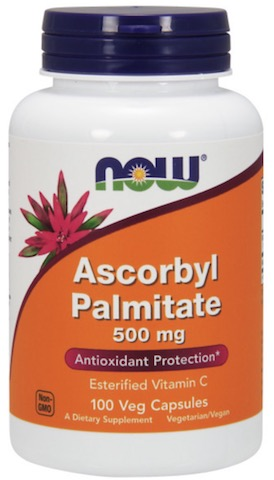 Image of Ascorbyl Palmitate 500 mg