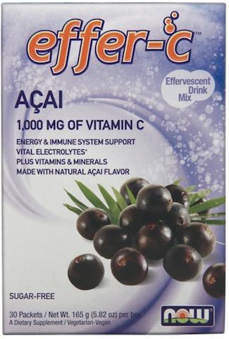 Image of Effer-C Acai Packet Powder