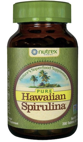 Image of Hawaiian Spirulina 500 mg Tablet