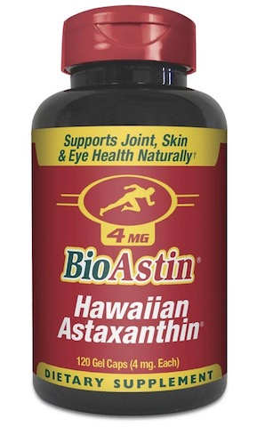 Image of BioAstin 4 mg (Hawaiian Astaxanthin)