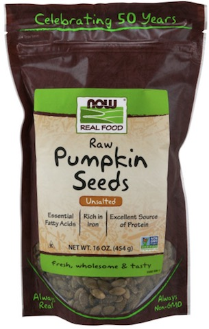Image of Nuts & Seeds Pumpkin Seeds Raw Unsalted