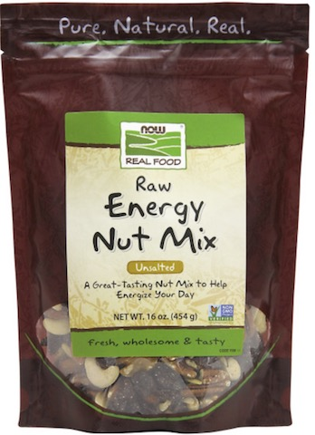 Image of Nuts & Seeds Energy Nut Mix Raw Unsalted