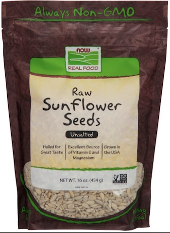 Image of Nuts & Seeds Sunflower Seeds Raw Unsalted