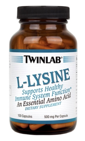 Image of L-Lysine 500 mg