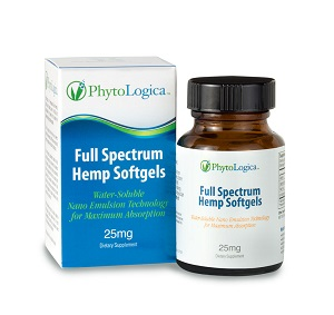 Image of Full Spectrum Hemp Softgels - 25 mg