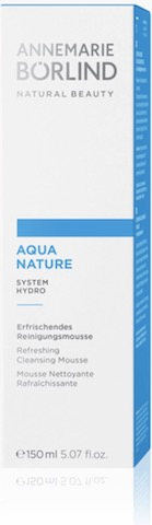 Image of AQUANATURE Refreshing Cleansing Mousse